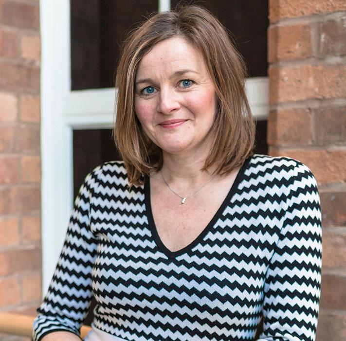 Kate Brooks - Head of Finance