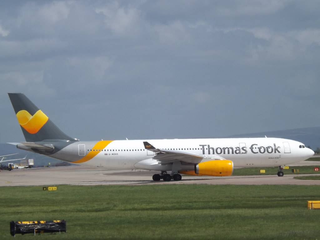 Thomas Cook Stock Image from Google