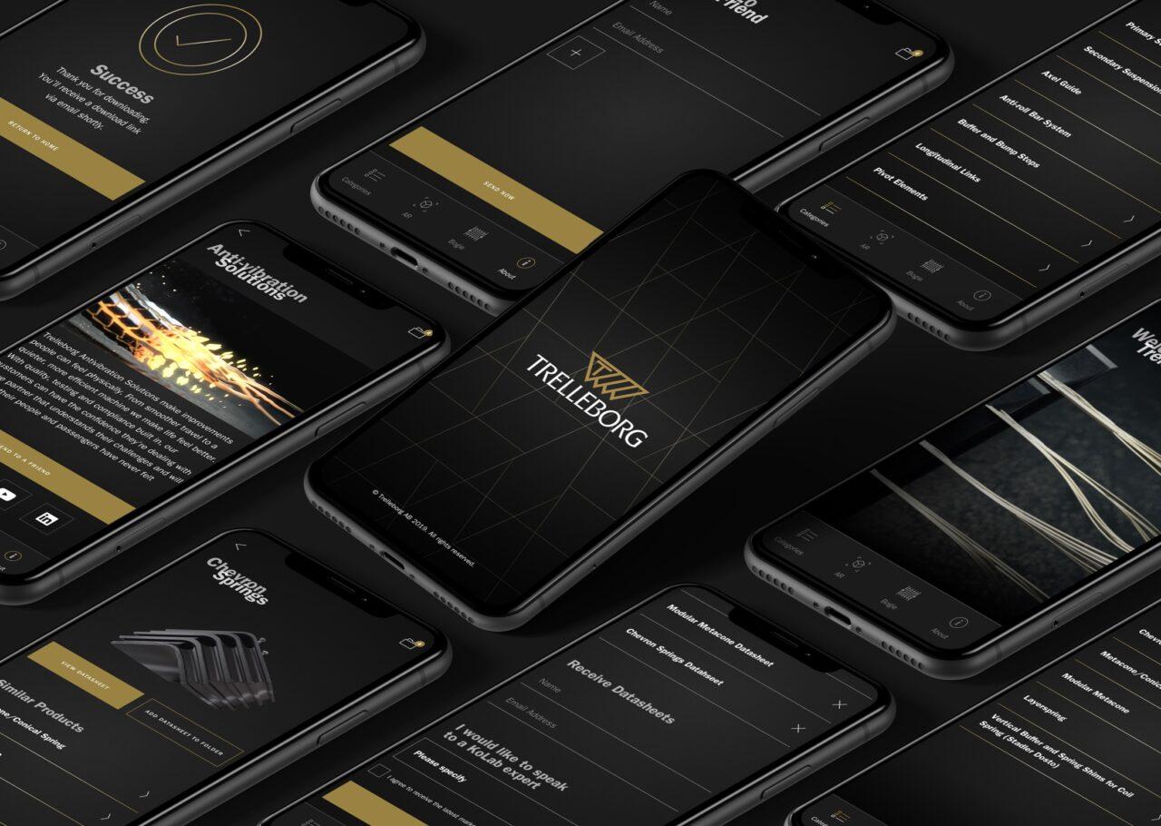 Trelleborg on mobile