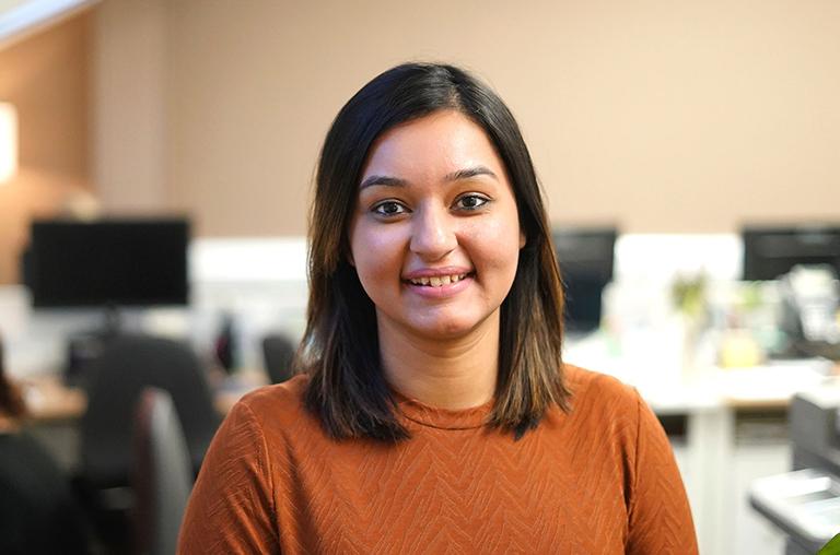 Sahar Afzal - Junior Account Director