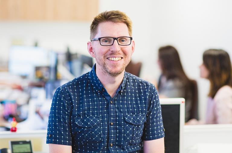 Simon Kinnear - Head of Client Services